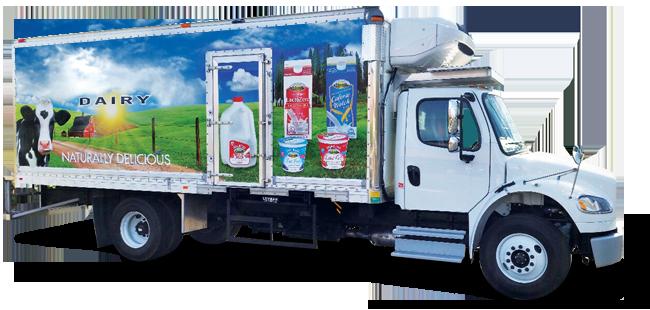 Kidron Dairy Truck