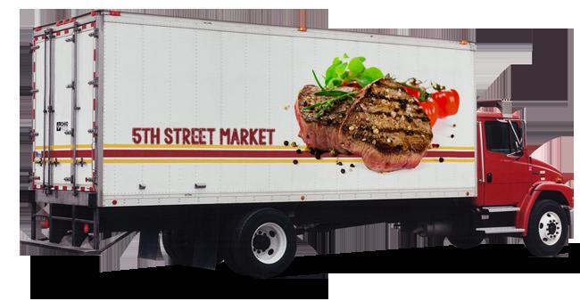 Kidron Meat Market