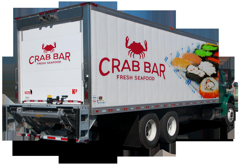 Kidron Seafood Trucks