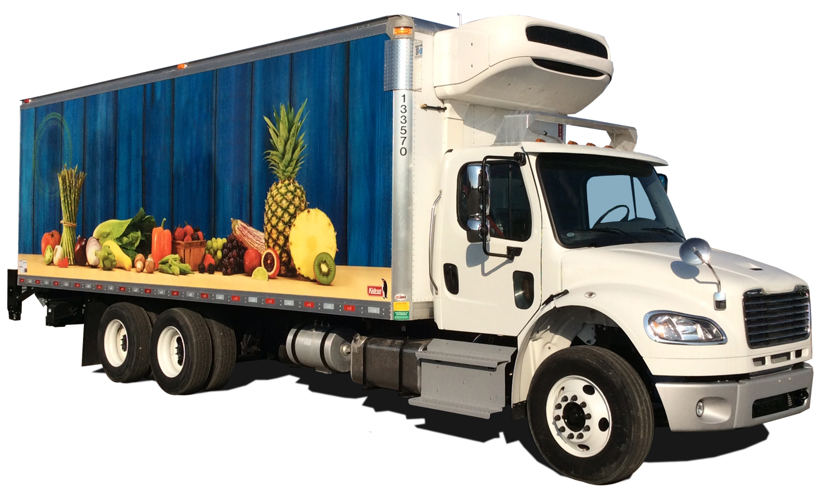 Kidron Produce Trucks