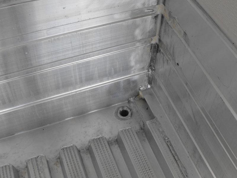 Box Floors Drain