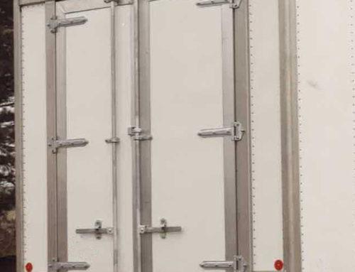 G2 2 Panel Part Opening Door