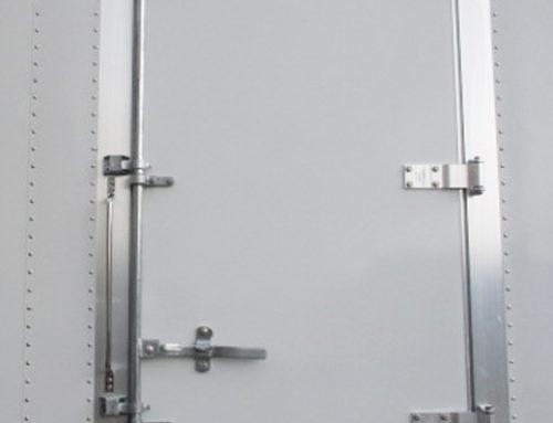 1 Panel Side Door