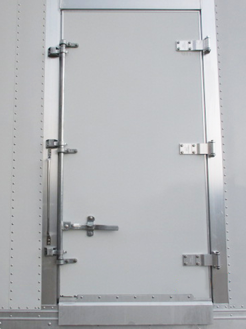 Updated Kidron K2 1 Panel Side Doors