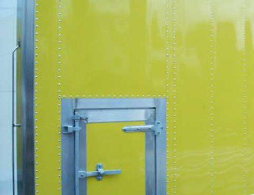 Reach-In Side Door