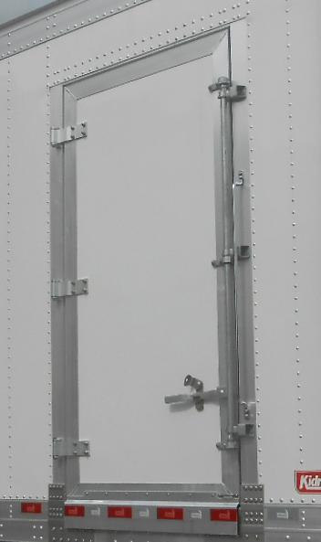G2 1 Panel Side Door