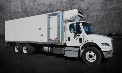K2 refrigerated Truck