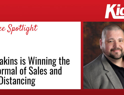 Jesse Lakins is Winning the New Normal of Sales and Social Distancing