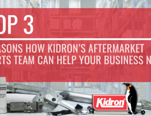 Top 3 Reasons How Kidron's Aftermarket Parts Team Can Help Your Business Now