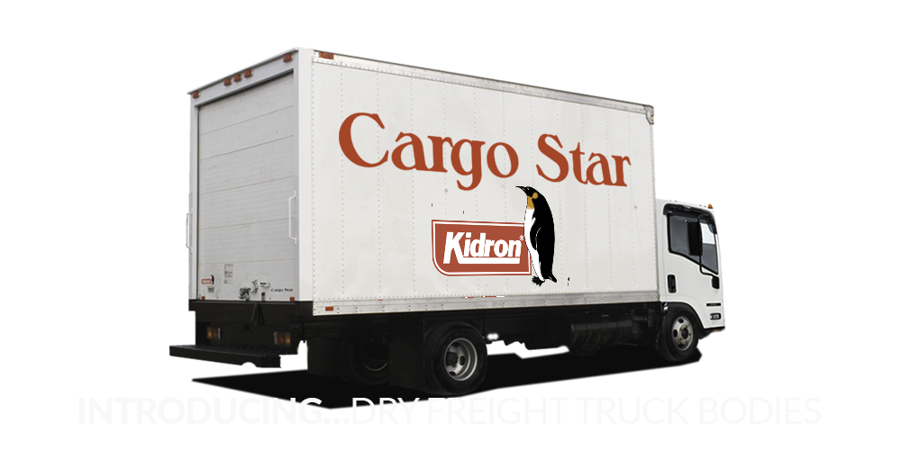 Cargo Star Dry Freight Truck Bodies